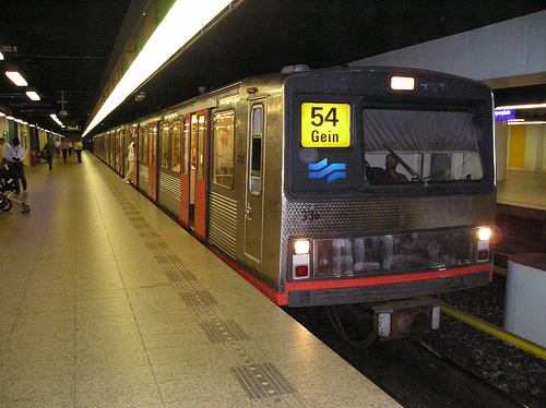 Amsterdam Metro, Flickr, vitalyzator