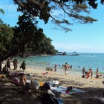 Costa Rica- Beach in Manuel Antonio National Park
