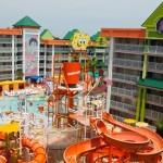 Nickelodeon Suites Reosrt Hotel, Orlando, Florida