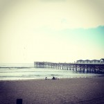 Pacific Beach, Crystal Pier, San Diego