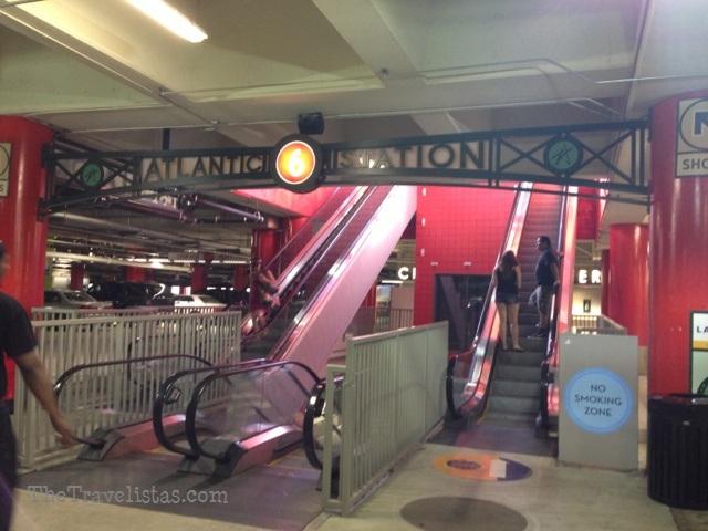 Atlantic Station Underground Parking, Atlanta, GA