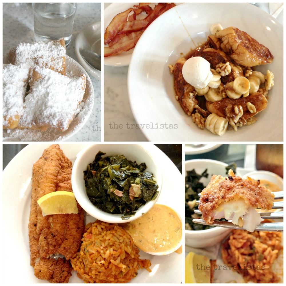 Food in New Orleans