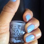 Summer travel polish, OPI You're such a budapest