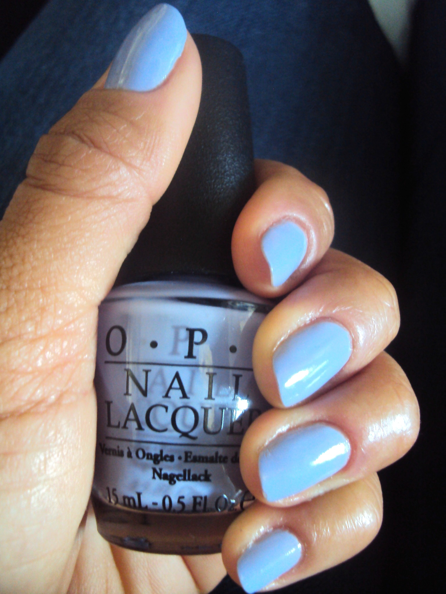 Travel Must Have for Ladies: OPI Pastel Nail Colors - The Travelistas