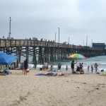 The Pier in Newport Beach, California