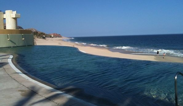 Infinity pool, Secrets Marquis Los Cabos