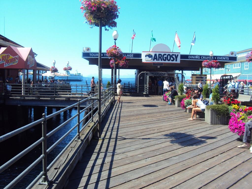 Argosy Cruises, Seattle, WA