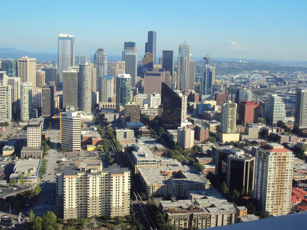Views of Seattle, Washington